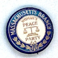 Woman's Peace Party. Massachusetts Branch