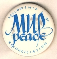 MUP Peace. Fellowship of Reconciliation