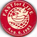 Fast for Life. Aug 6, 1983