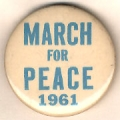 March For Peace. 1961