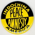 Peace. Amnesty. Indochina. America