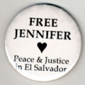 Free Jennifer. Peace & Justice in El Salvador