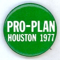 Pro-Plan. Houston. 1977