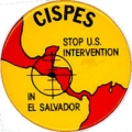 CISPES. Stop U.S. Intervention In El Salvador