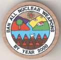 Ban All Nuclear Weapons By Year 2000