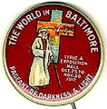 World in Baltimore, The; Pageant of Darkness & Light; Lyric & E  xposition Hall; Oct. 25...