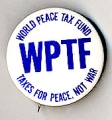 World Peace Tax Fund; WPTF; Taxes for Peace, Not War