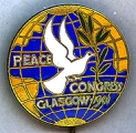 Peace Congress; Glasgow; 1901