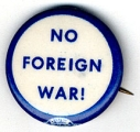 No Foreign War!