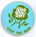 Save Our Sons; Stop The War