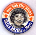 New York City Needs Bella Abzug for Mayor