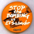 Stop the Bombing in El Salvador; CISPES