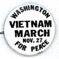 Vietnam March; Nov 27; Washington for Peace