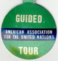 Guided Tour; American Association for the United Nations