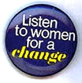 Listen to Women for a Change