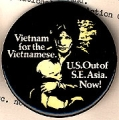 Vietnam For the Vietnamese; U.S. Out Of S.E. Asia. Now!