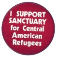I Support Sanctuary for Central American Refugees