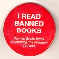 I Read Banned Books; Banned Books Week; Celebrating the Freedom to Read