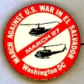 March Against U.S. War in El Salvador; March 27; Washington DC
