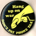 Hang Up On War; Don't Pay Phone Tax