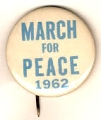 March for Peace; 1962
