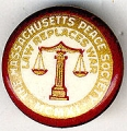 Massachusetts Peace Society, The; MCMXI; Law Replaces War