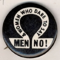 Men & Women Who Dare To Say No! Menno