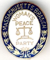 Woman's Peace Party; Massachusetts Branch