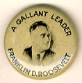 Gallant Leader, A; Franklin D. Roosevelt