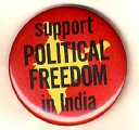 Support Political Freedom in India