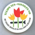 Tulips Yes - Missiles No; No Cruise Missiles in Holland & Belgium