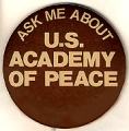 Ask Me About U.S. Academy of Peace