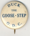 Duck The Goose-Step; O.D.C.