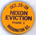Nixon Eviction; Phase I; Oct. 25-29; Washington D.C.
