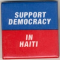 Support Democracy in Haiti