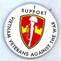 I Support Vietnam Veterans Against the War