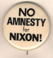 No Amnesty for Nixon!