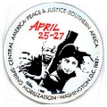 April 25-27; Spring Mobilization; Washington, D.C.; 1987; Central America; Peace & Justice;...