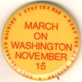 March on Washington; November 15; Stop the War; Stop the War Machine; Stop the Death Machine