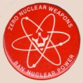 Zero Nuclear Weapons; Ban Nuclear Power