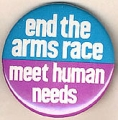 End the Arms Race; Meet Human Needs