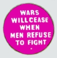 Wars Will Cease When Men Refuse to Fight