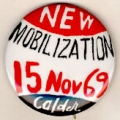 New Mobilization; 15 Nov 69; Calder