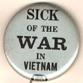 Sick of the War in Vietnam