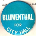 Blumenthal for City Hall
