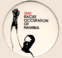 End Racist Occupation of Namibia
