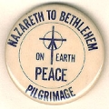 Nazareth to Bethlehem Pilgrimage; Peace on Earth
