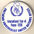 International Year of Peace-1986; Unitarian Universalist United Nations Office
