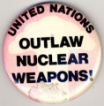 United Nations; Outlaw Nuclear Weapons