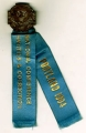 pin: National Conference Charities & Correction; Ribbon on left: National Conference Charities...
